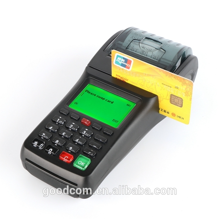 Recharging Machine Card Swipe Card Reader NFC POS Terminal