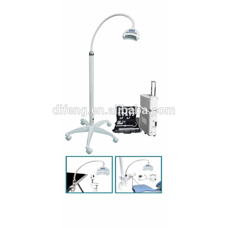 wholesale alibaba china dental supply blue led light teeth whitening lamp machine