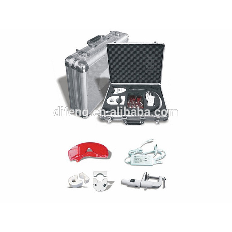 CE approved aluminum case packing tooth whitening machine