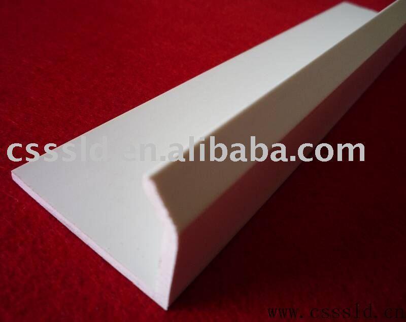 Plastic Angle/ PVC House Use Plastic Angle