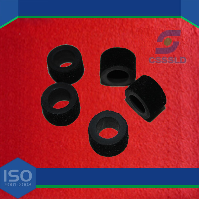 custom high temp o rings/ rubber rollers/ rubber seal for shower screen