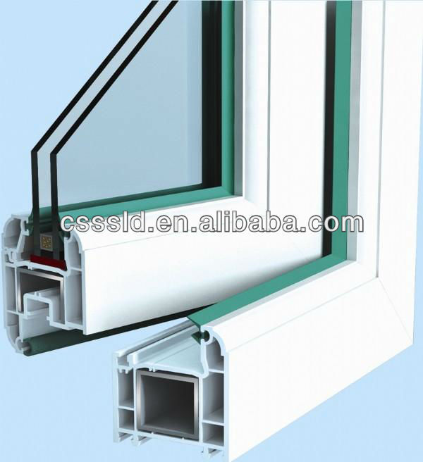 UPVC/PVC Profile For Window