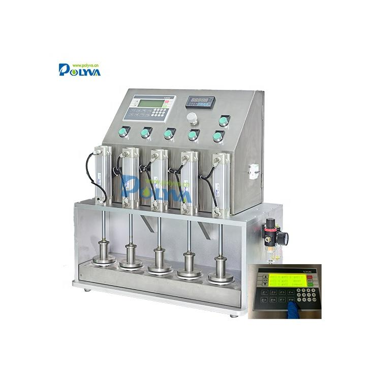 Polyva reliable pressure tester for laundry pods