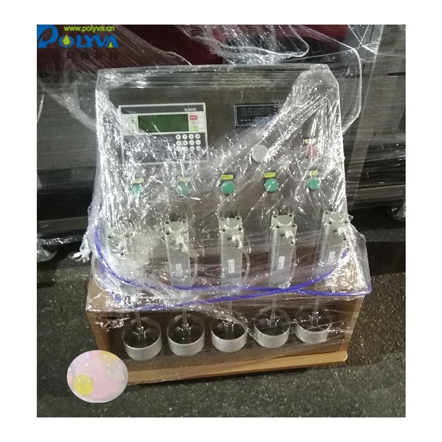 Polyva vertical auto firm anti-pressure ester for laundry capsule