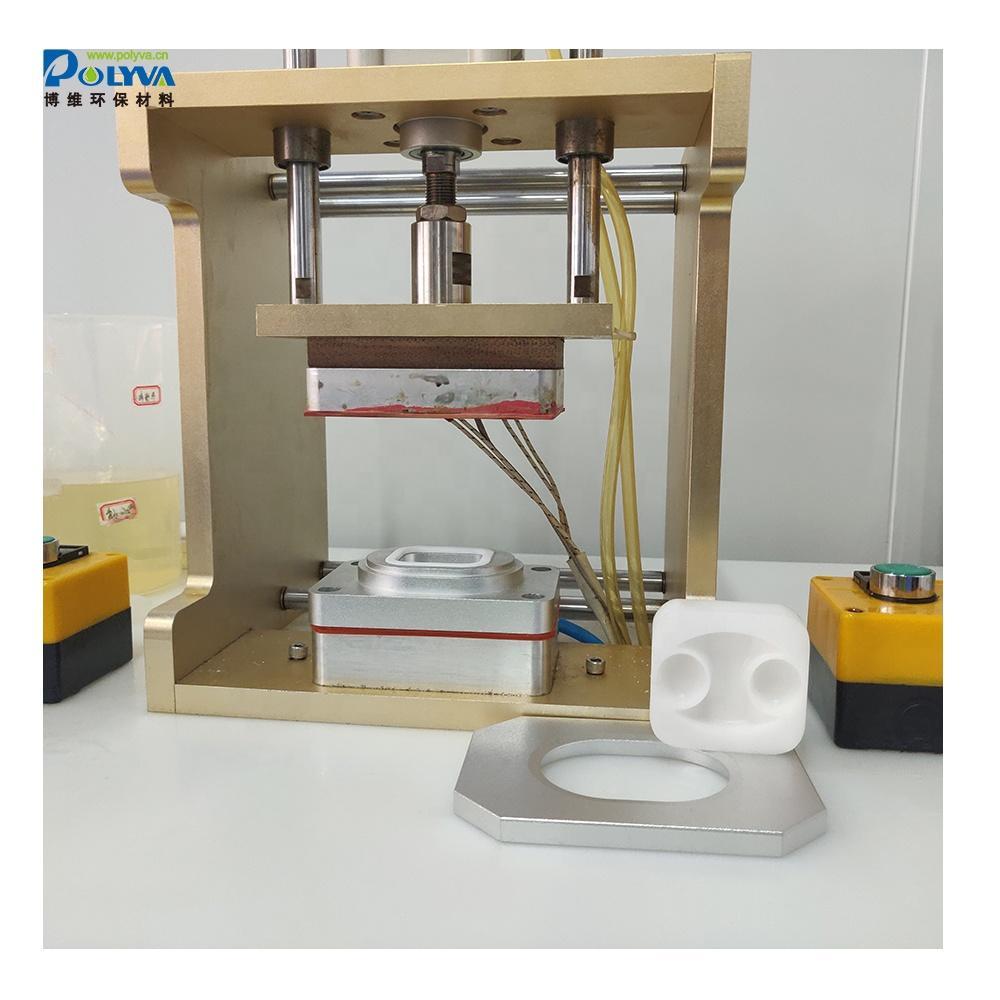 Polyva attractive price laundry pods sample making machine