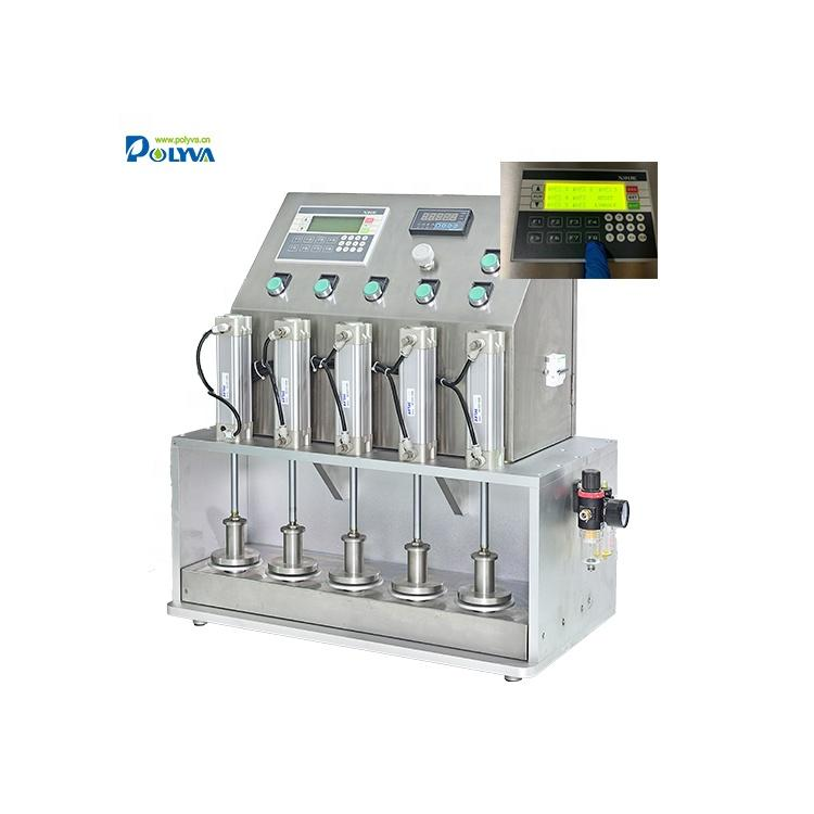Polyva long service life pressure teater firm for laundry pods