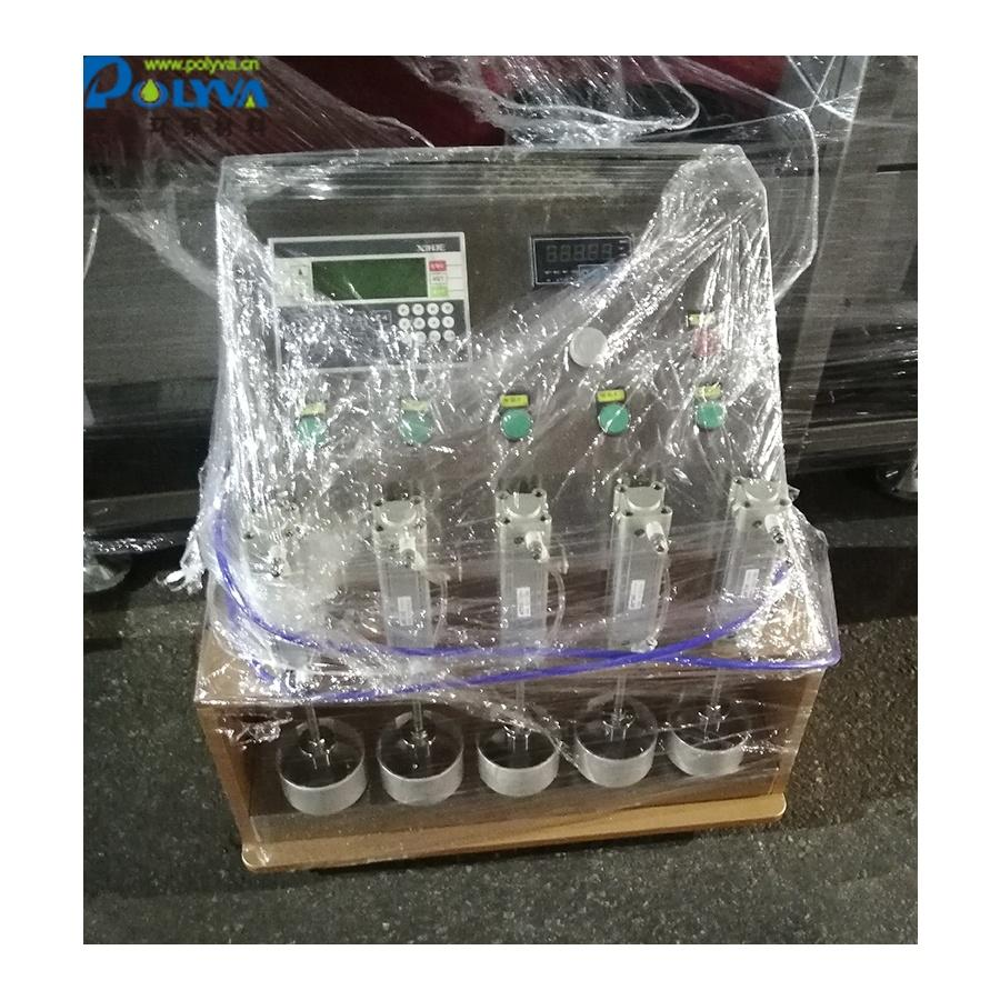 Polyva auto accurate lab anti-pressure ester for laundry capsule