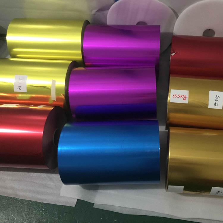 chocolateWrapping aluminum paper