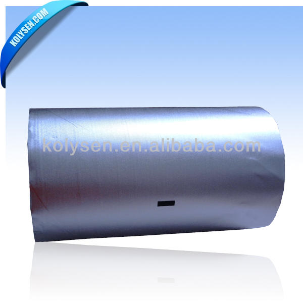 Factory price Laminated Aluminium Foil cheese / butter wrapper
