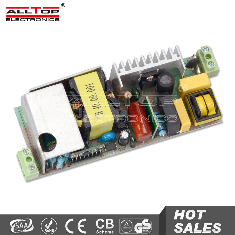 Electronic constant current 2400ma 80w cob led driver