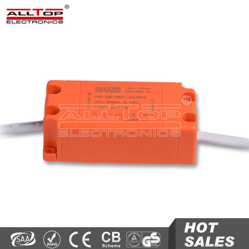 Constant current 300mA 18v 5w led power supply