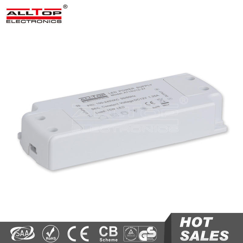 High efficiency dimming 18w 300mA led power supply