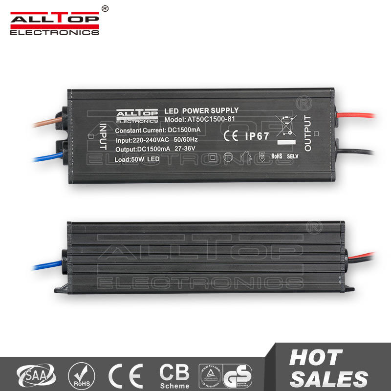 High power 900ma 30w IP67 led waterproof power supply