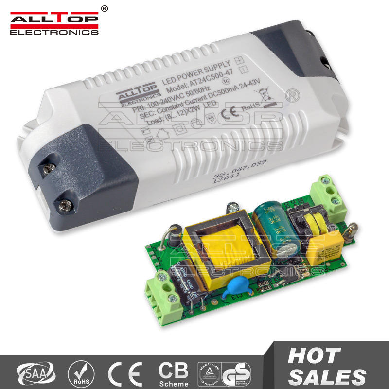 Constant current 300ma 18w 24v power supply led