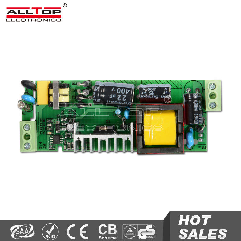 Plastic housing constant current 25w 300ma led power supply
