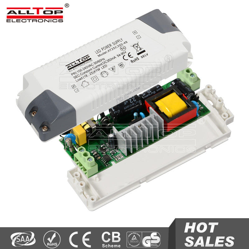 Constant current 600mA 24W led emergency power supply