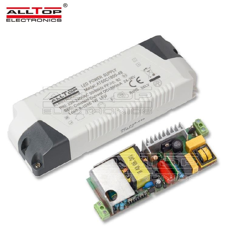 Constant voltage mini 60w led power supply 24v 5a