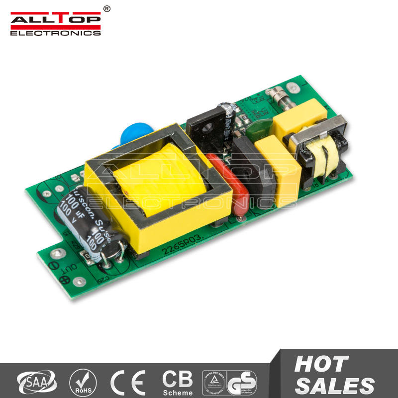 IP67 Waterproof constant current 600mA 20w led driver