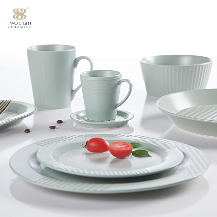 green European Germany dinner table set porcelain