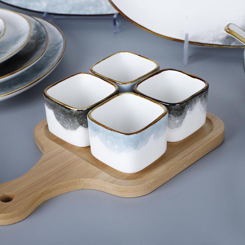 Wholesale 28ceramics Chaozhou First Class Kitchen Plates Set Dinner, Luxury Dinner Set Dinnerware, Hotelware In Dinnerware Sets