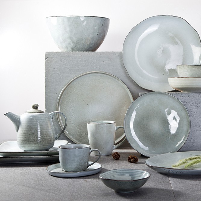 Horeca Latest Dinner Set With Popular Design, Hotel Collection Dinnerware Sets, Banquet Hall Crockery Dinnerware Sets