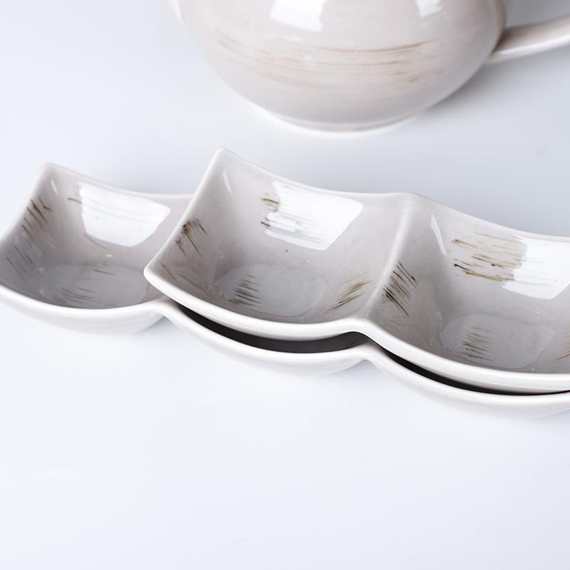 New Dinner Set Rustic Horeca Hotel Dinnerware porcelain Dinner Sets, 2019 Diner Set Used Restaurant Rustic Dinner Set Plate~