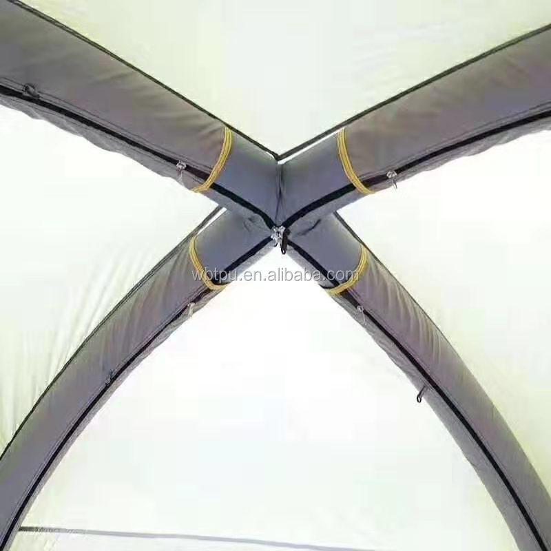 inflatable TPU tube for tent