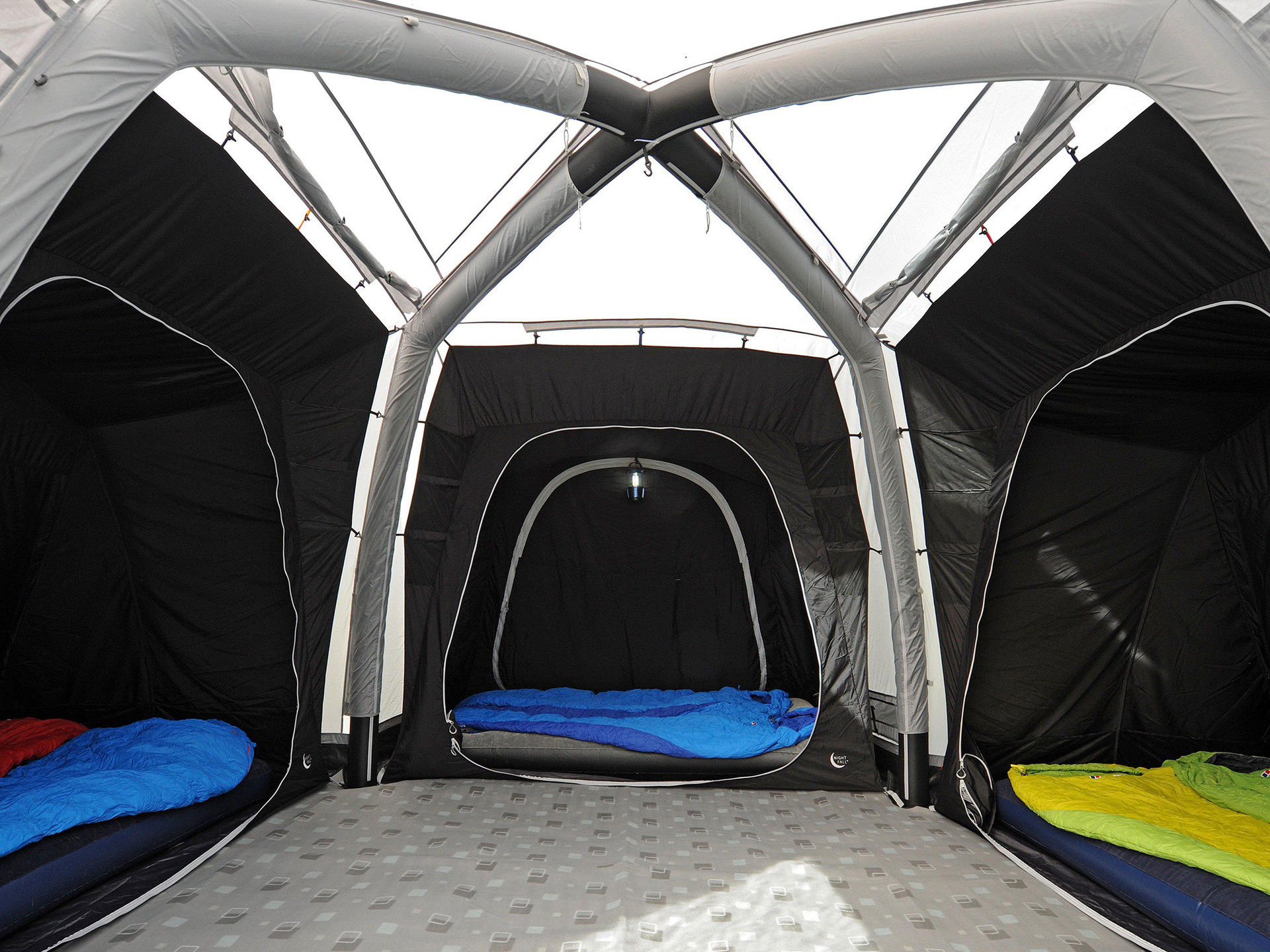 factory wholesale air tube inflatable inner tube for tent