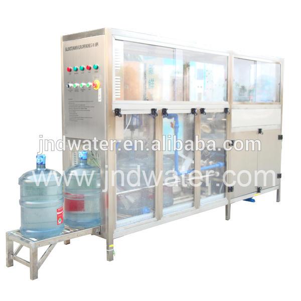 5 Gallon Bottle Filling Machine (60BPH)