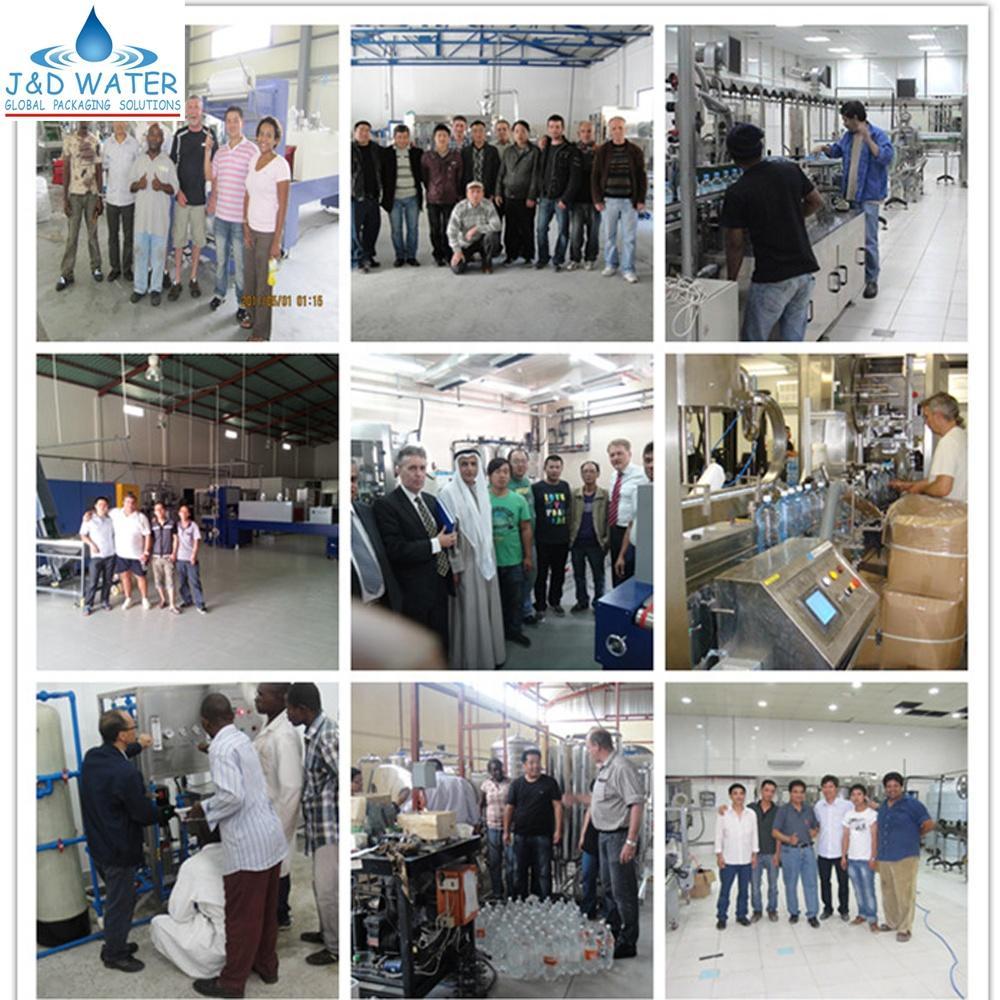 Automatic 5gallon water filling machine