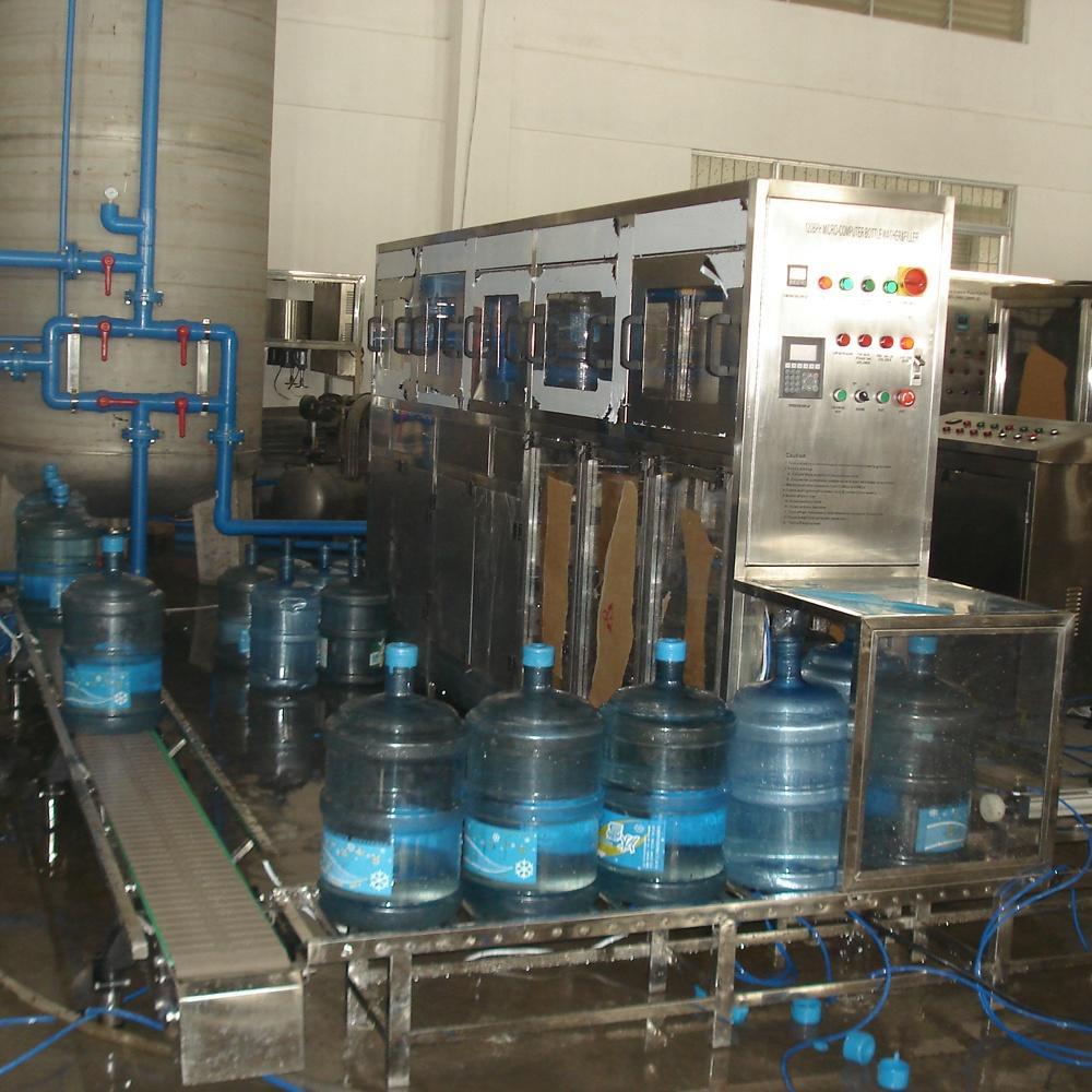 5 Gallon Bottle Water Filling Machine (120 BPH )