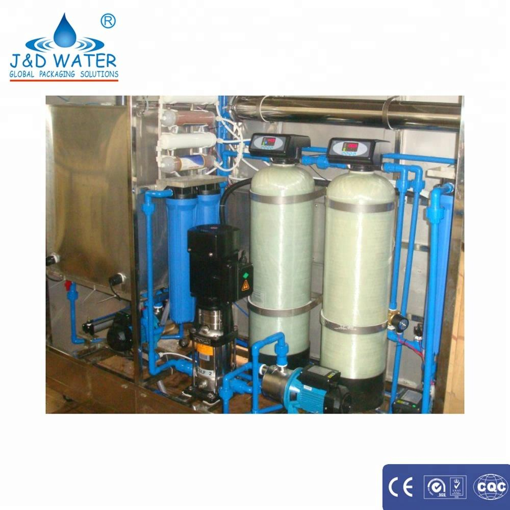 Excellent quality automatic 5 gallons bottled water filling machine