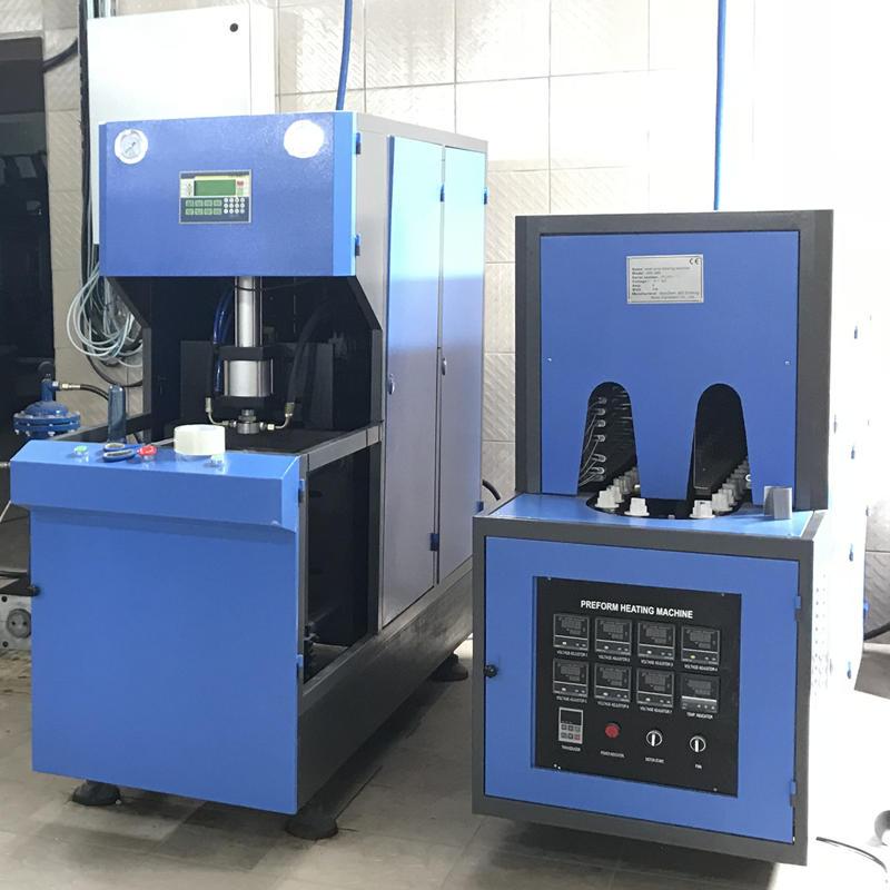 Automatic Pet 1 2 3 Gallon Bottle Stretch Blow Molding Machine For Barrel Pure Water bottle making machine