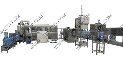 Automatic Mineral,Pure Water ProductionPlant for Barrel