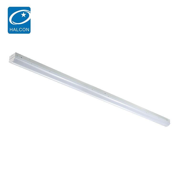 High quality school hospital dimming 18 24 36 63 85 watt linear led batten strip light