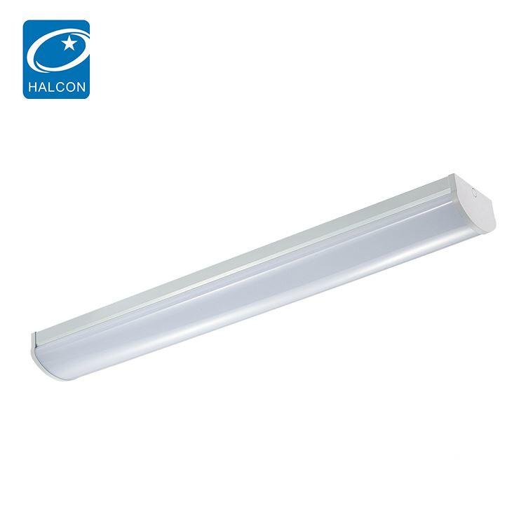 Hot sale slim SMD 20 30 40 60 80 watt linear led office lamp