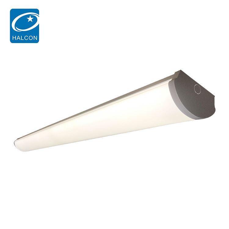 High quality school corridor 20 30 40 50 60 80 watt led batten strip lamp
