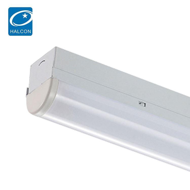 Quality supplier CE ETL approved 13w 20w 30w 40w 45w 50w 60w linear led strip batten light
