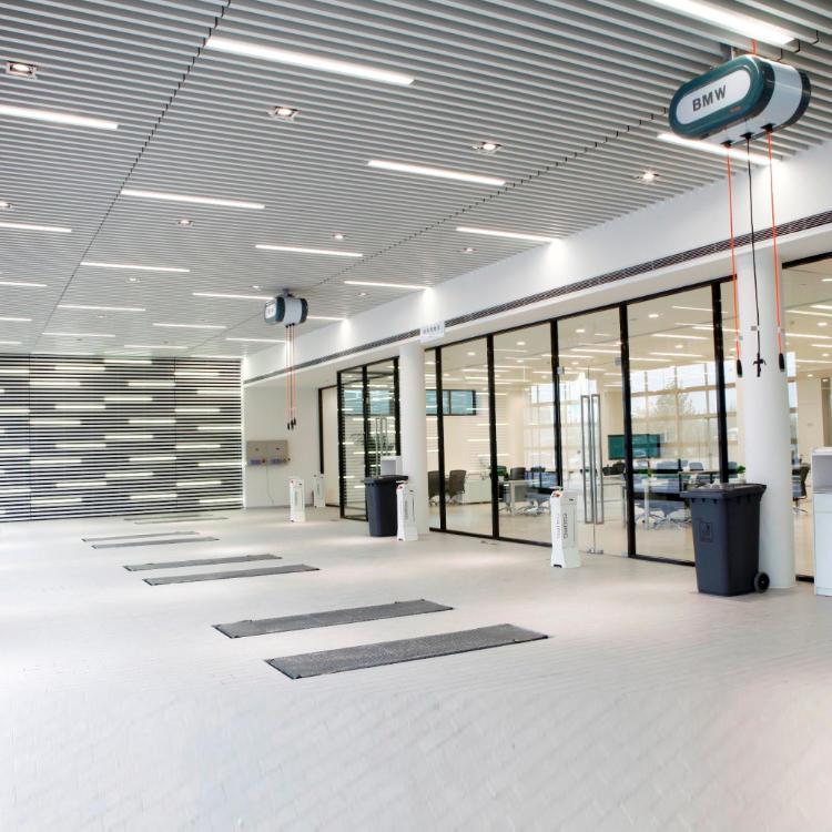 Best seller school corridor dimming 2ft 4ft 5ft 6ft 20 30 40 60 80 w linear led ceiling light