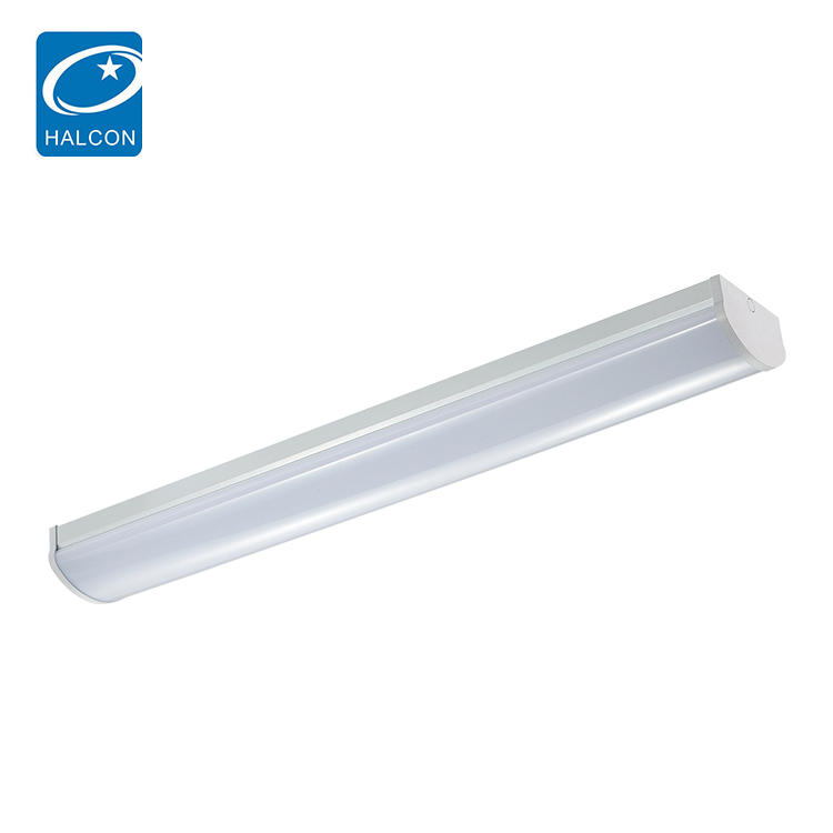 Energy conservation pc material 2ft 4ft 5ft 6ft 20w 30w 40w 60w 80w led linear bar light