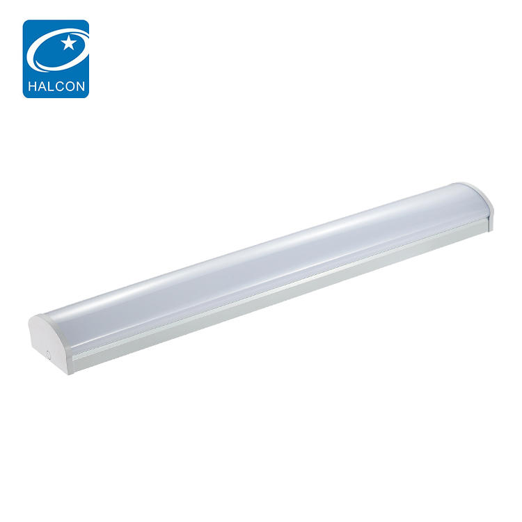Hot sale Hanging 2FT 4FT 5FT 6FT 20w 30w 40w 60w 80w Led Shop Fluorescent Tube Light Fixtures
