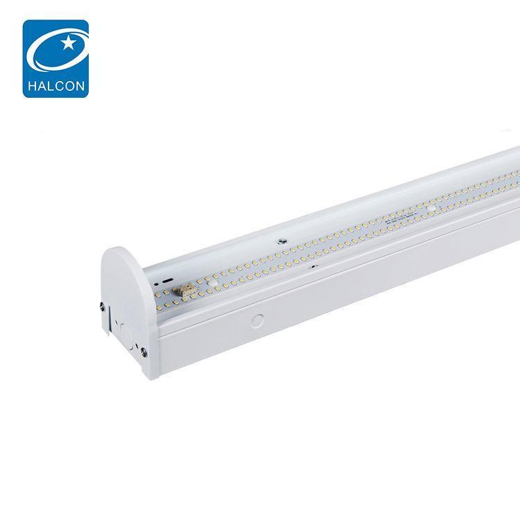 Hot selling CE ETL 2ft 4ft 8ft 8ft 18 24 36 42 68 watt led strip batten lamp