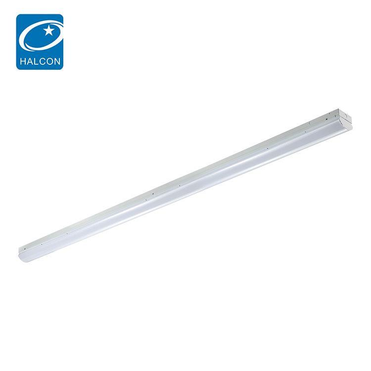 Energy conservation library office 2ft 4ft 8ft 18w 24w 36w 63w 85w linear led batten light