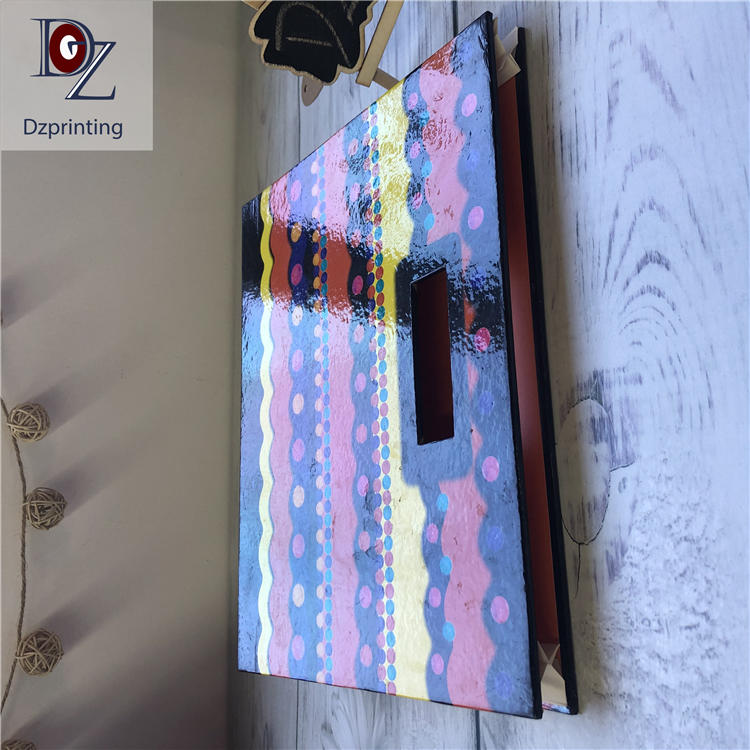 Durable Paper Gift Boxes Wholesale Hand Carry Hardcover Box