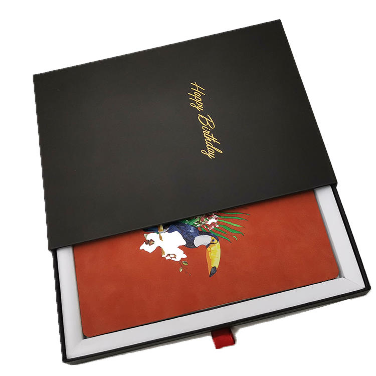 product-Rectangle A5 Cardboard Box Custom Book Packaging Paper Gift Box With Flip Lid-Dezheng-img-1