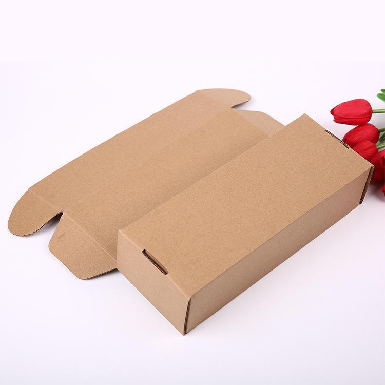 Cheap Stock Custom Printing Foldable Jewelry Paperboard Mailer Box Bulk Small Black Box