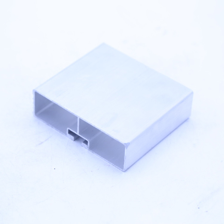 high quality track aluminum guardrail end cover for van