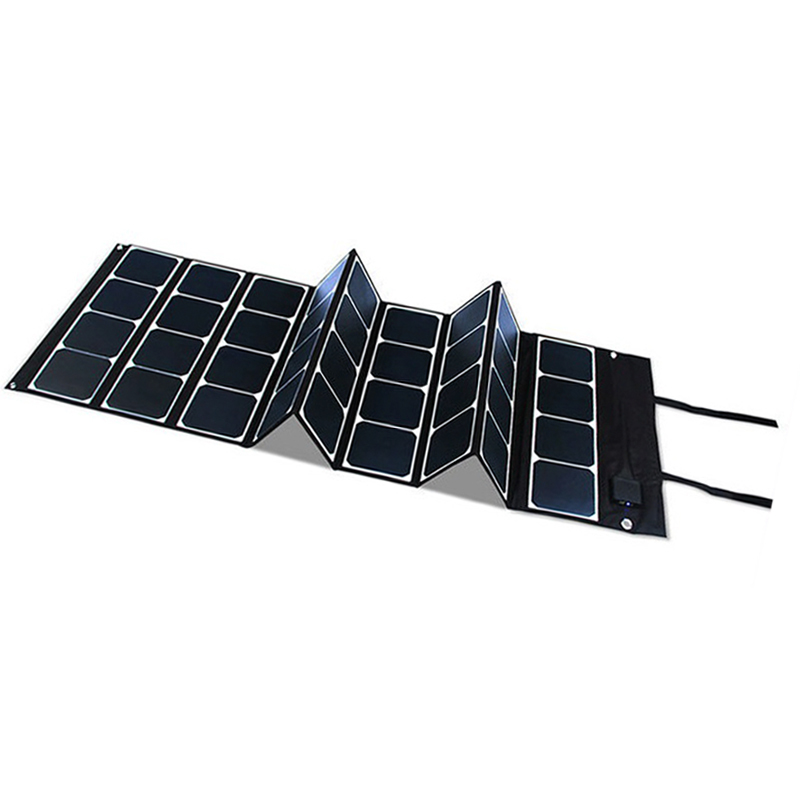 Wp Waterproof Single Crystal Twin Triangle Bendable Monocrystal Transport Flexible 18v 100w Mono Fiber Optic Solar Panel
