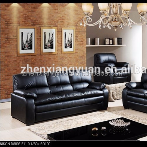 2021 Living room furniture Contemporary design Faux Leather sofa sets