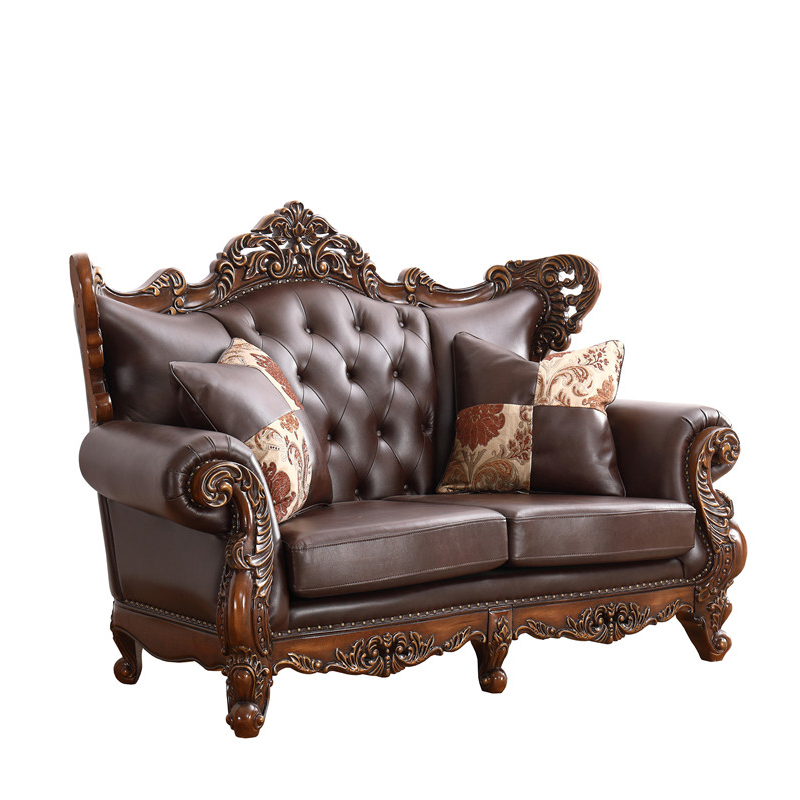 Furniture Factory Provided Living Room Sofas Fabric Sofa Bed Royal Sofa Set Living Room Cover Antique Wood Style Packing Modern